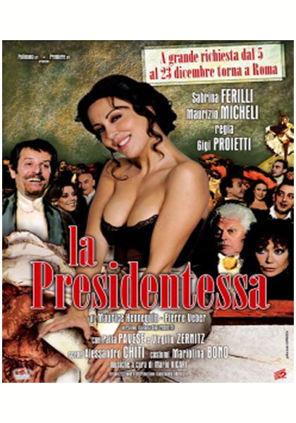 la-presidentessa