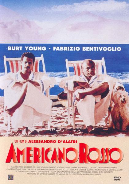 Americano-rosso
